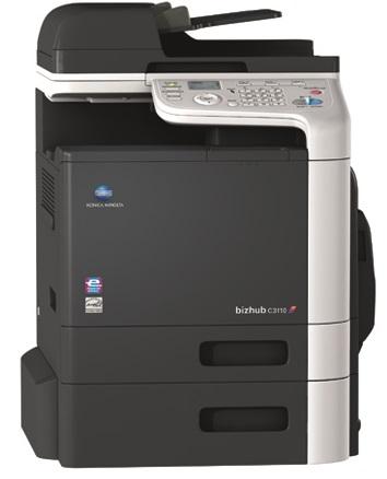 Konica Minolta Bizhub C3110 Copier Printer Scanner